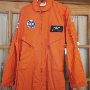 Flight suit costume